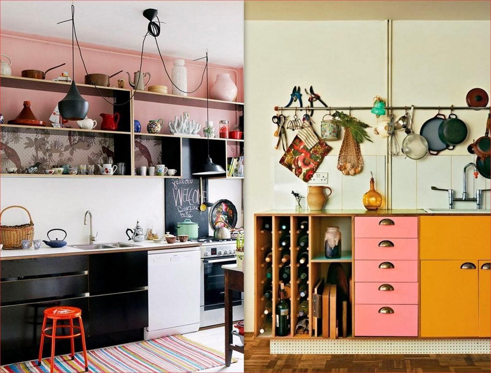 colorful boho chic kitchen design decorating in 2020 bohemian kitchen boho kitchen on kitchen interior boho id=78521