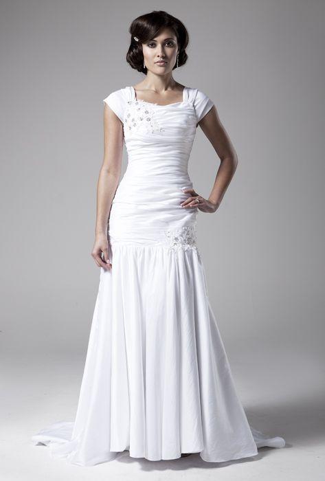 December Wedding Dresses | Pinterest | Modest wedding gowns, Modest ...