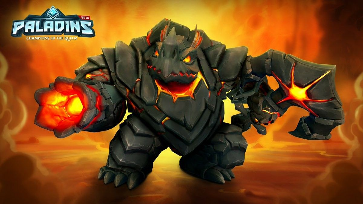 Pin de NERO CUEVA en PALADINS CHAMPIONS OF THE REALM