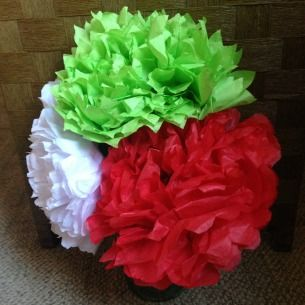 Mexican tissue paper flowers macaroni kid cinco de mayo fiesta mexican tissue paper flowers macaroni kid mightylinksfo Images