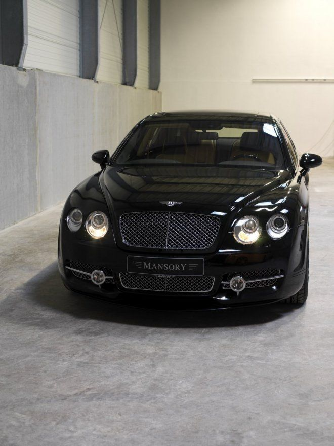 2006 Mansory Bentley Continental Flying Spur My Car Pinterest