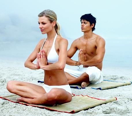 Resultado de imagen para couple meditation