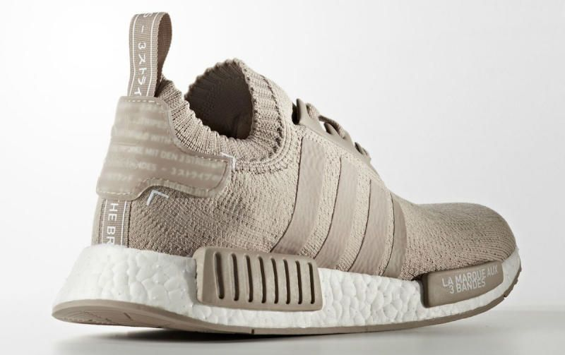 Adidas Nmd R1 Primeknit Vapour Grey Japan Pack With Images