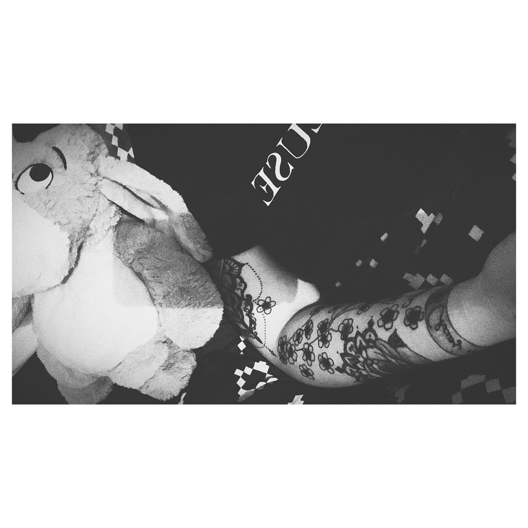 #tattoo #tattoogirl #instalike #like #instagram #instatattoo #blackandwhite
