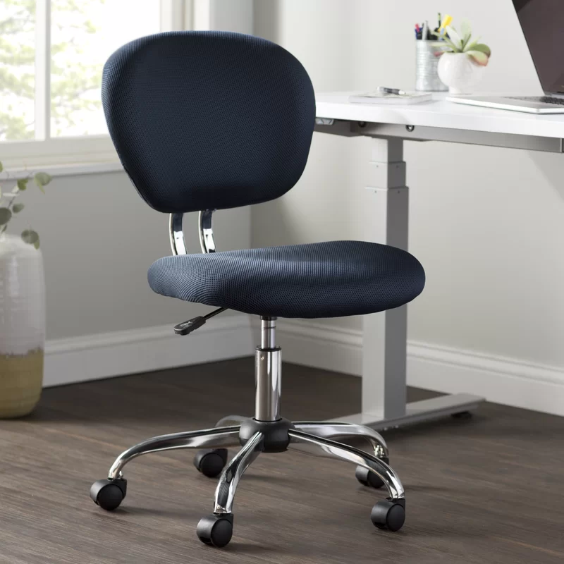 Basics Mesh Task Chair With Images Office Chair Mesh Task