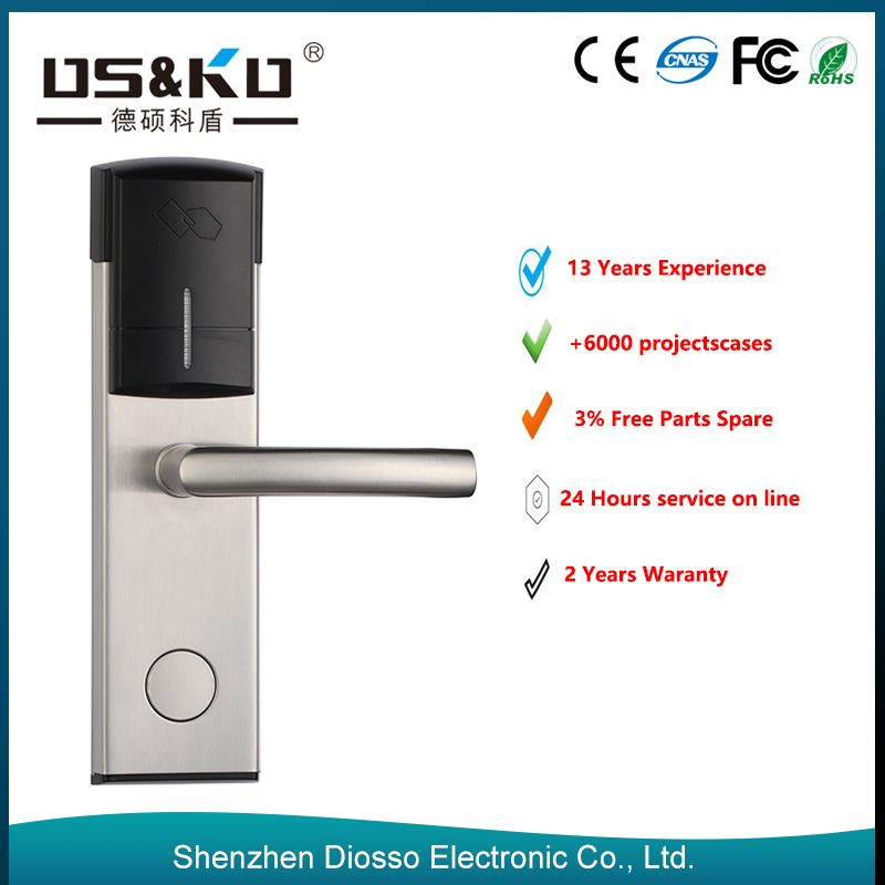 China Rfid Access Control Door Lock For Hotel Rooms Access Control Door Locks Door Handles