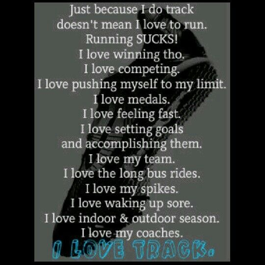Track And Field Quotes And Sayings. QuotesGram  Track And Field Quotes For Runners