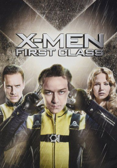 X-Men: First Class// either of us