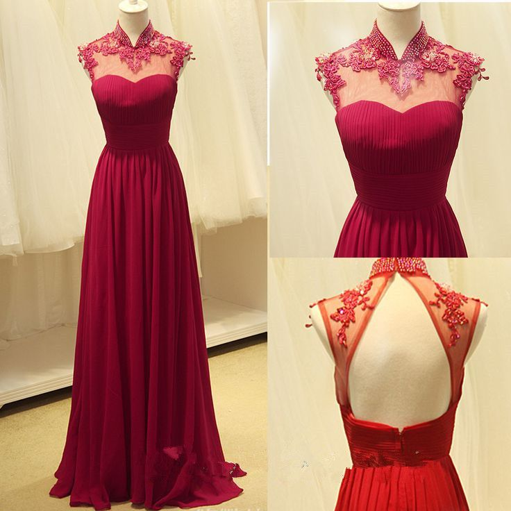New Arrival Burgundy Prom Dresses,Floor-Length Prom Dresses,Sweet 16