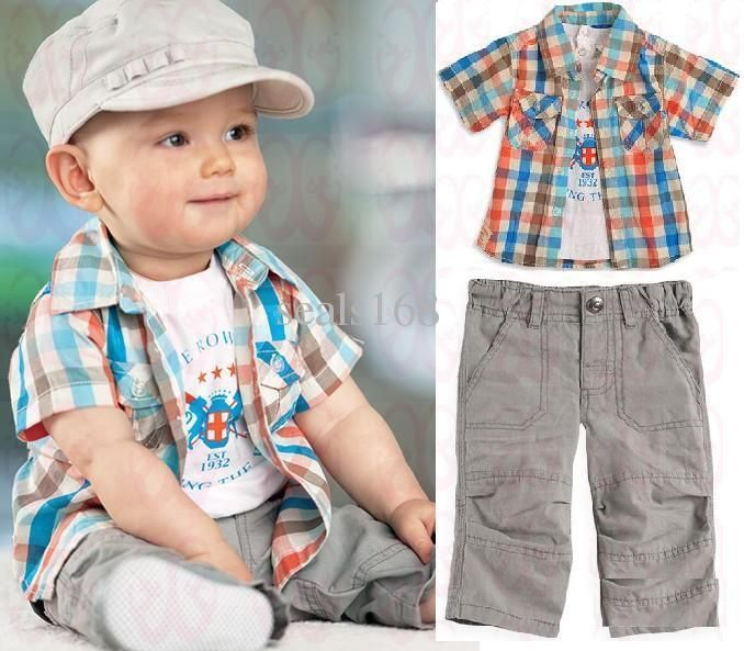 Clothes For One Year Old Baby Boy