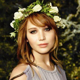 I want to be Jennifer Lawrence when I grow up. #xmenfirstclass #billengvallshow #hungergames