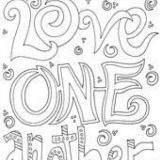 Love And Kindness Coloring Pages Printables From Religious Doodles A Doodle Art Alley Site