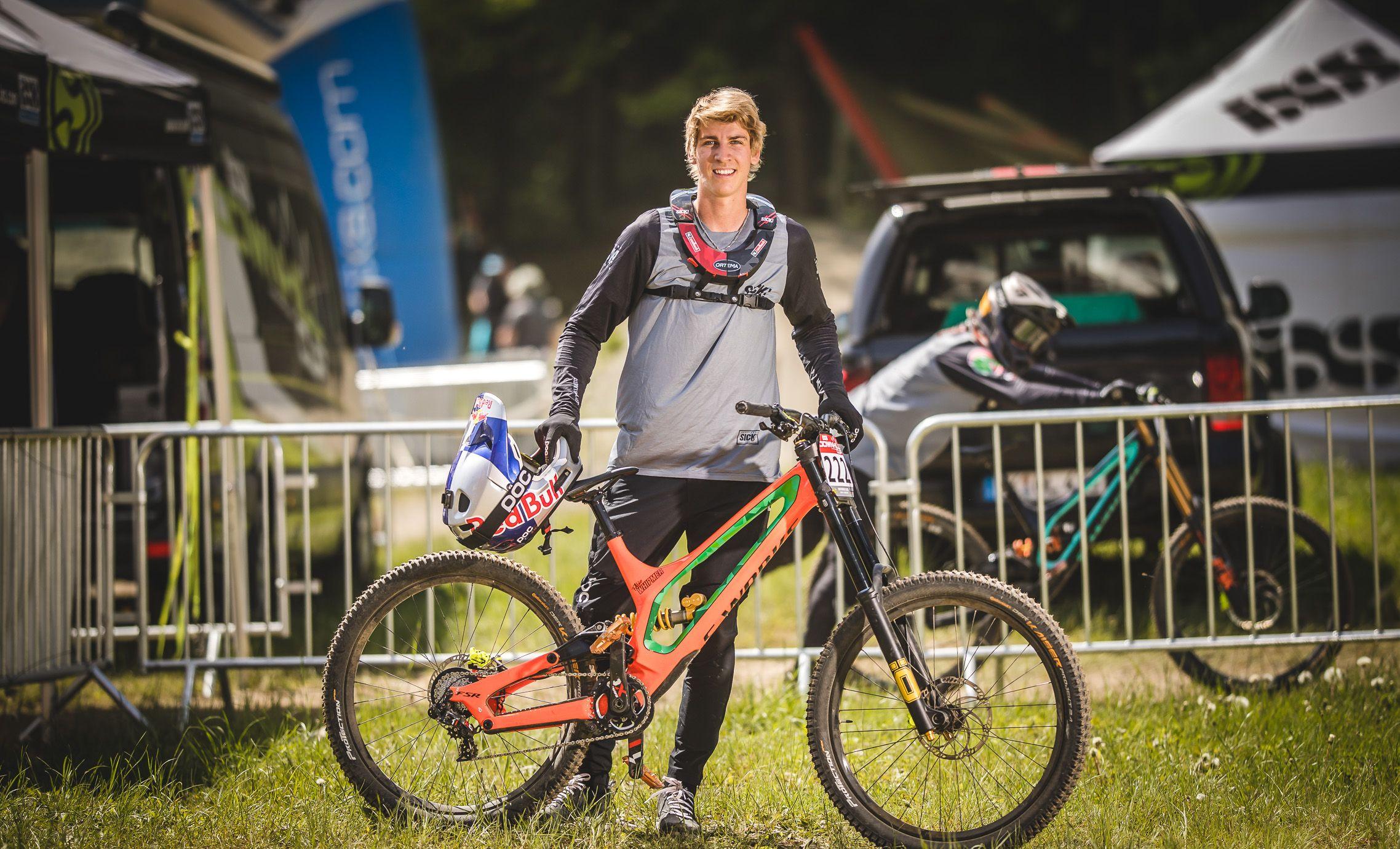 Neuer Sponsor Fabio Wibmer Verabschiedet Sich Von Specialized Enduro Fahrrad Mountainbike Rennrad
