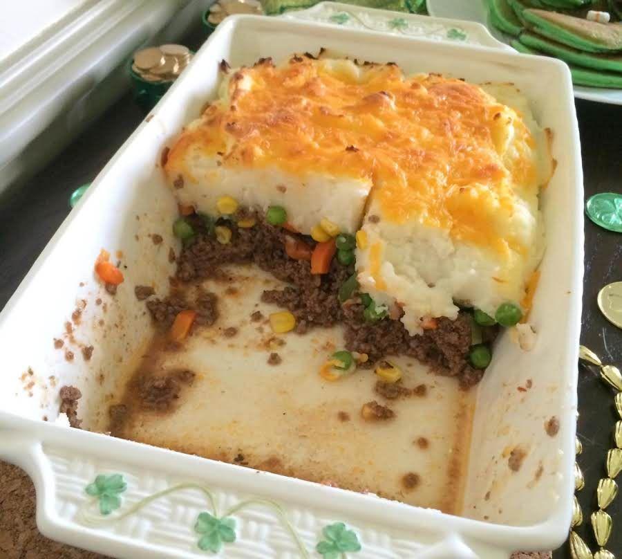 Easy Shepherd S Pie W Ground Turkey Recipe Easy Shepherds Pie Recipes Shepherds Pie