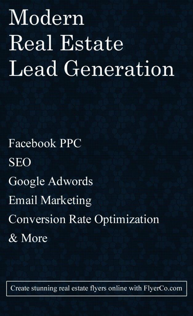 Master Real Estate Lead Generation Lead Generation Real Estate