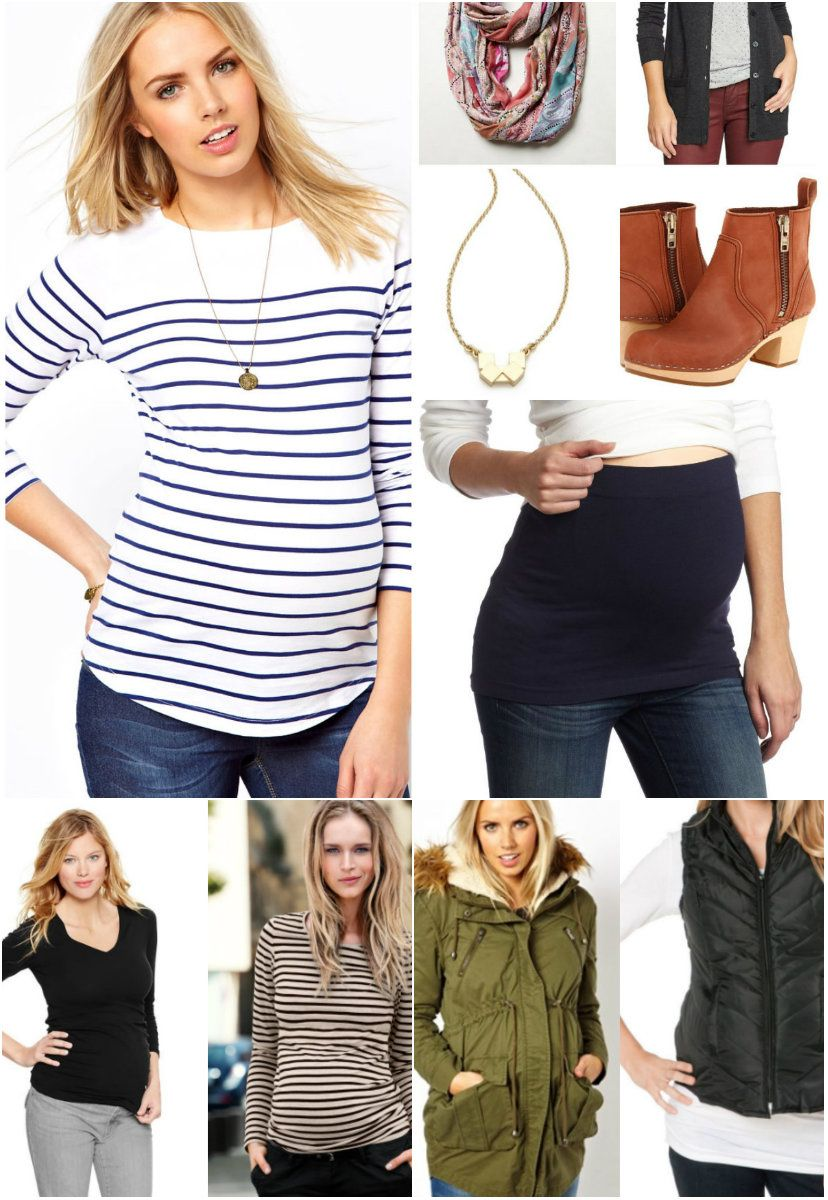 Maternity Clothing Basics - Hither and Thither | The white ...