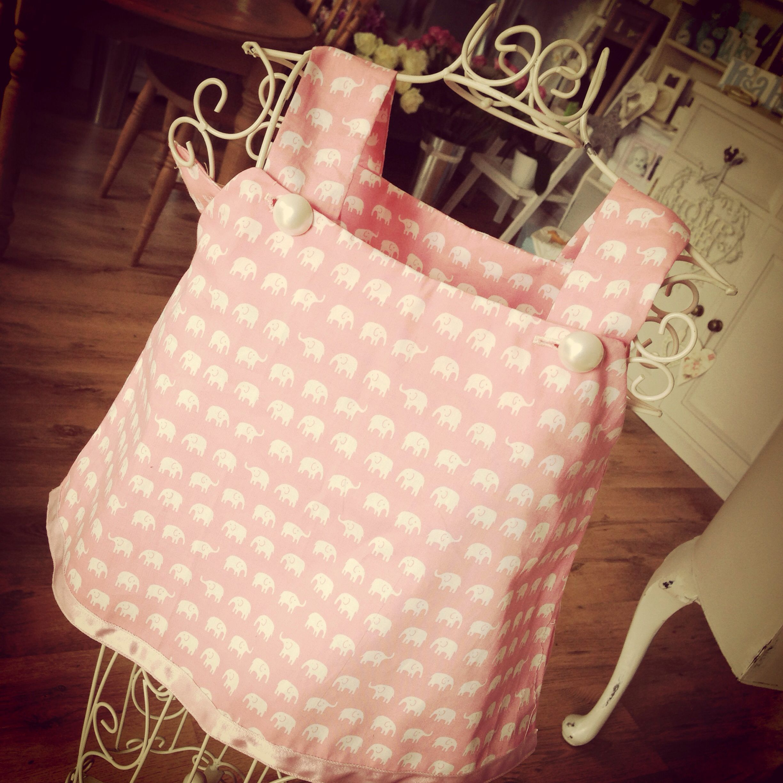 Handmade child's dress