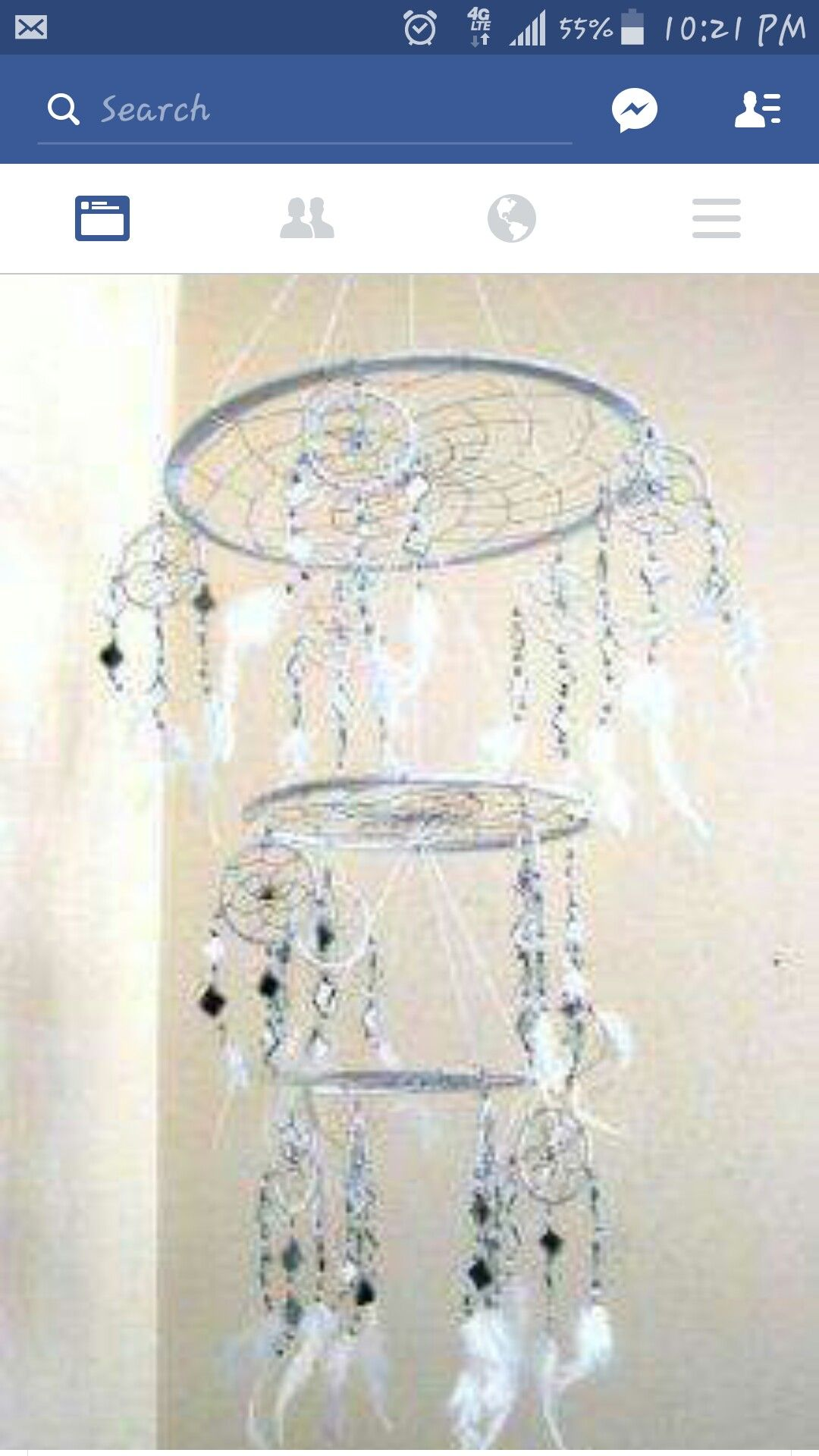 One Of My Nxt Projects After Bday Gifts ) Dreamcatcher