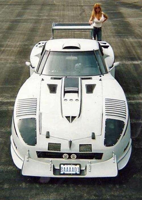 Wide Body #Datsun_280ZX