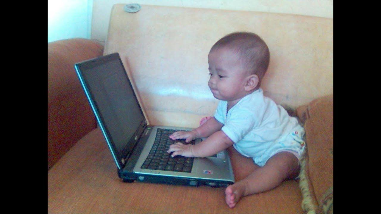 Video Anak Kecil Lucu Dijamin Ngakak