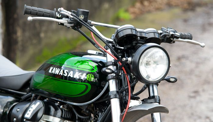 Kawasaki W800 By Spirit Of The Seventies