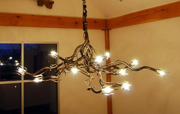 Light Fixture That Looks Like Tree Branches