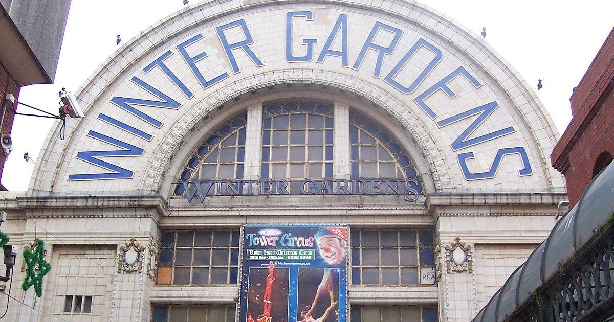 Cheap Hotels Near Winter Gardens Blackpool