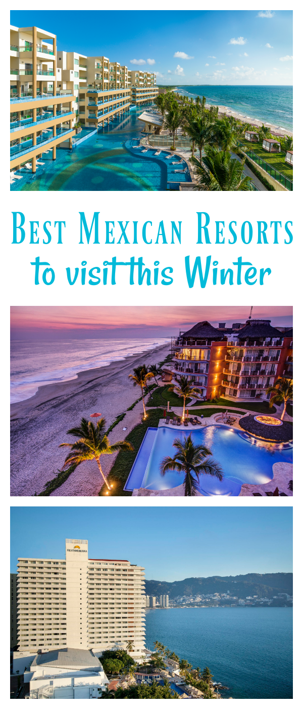 Looking to escape the cold? Check out this list of the Best Mexican Resorts to Visit this Winter and start planning your dream getaway!