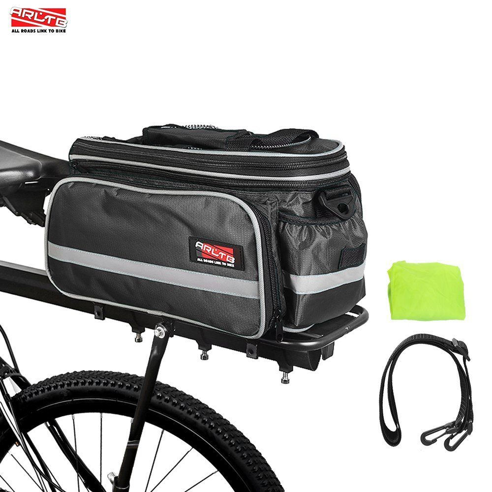 Shop Cool Bike Accessories 2018 And Bike Gear From 4ucycling Com Shop An Assortment Of Cool Bike Accessories 2018 Inc Bike Panniers Bike Accessories Trunk Bag