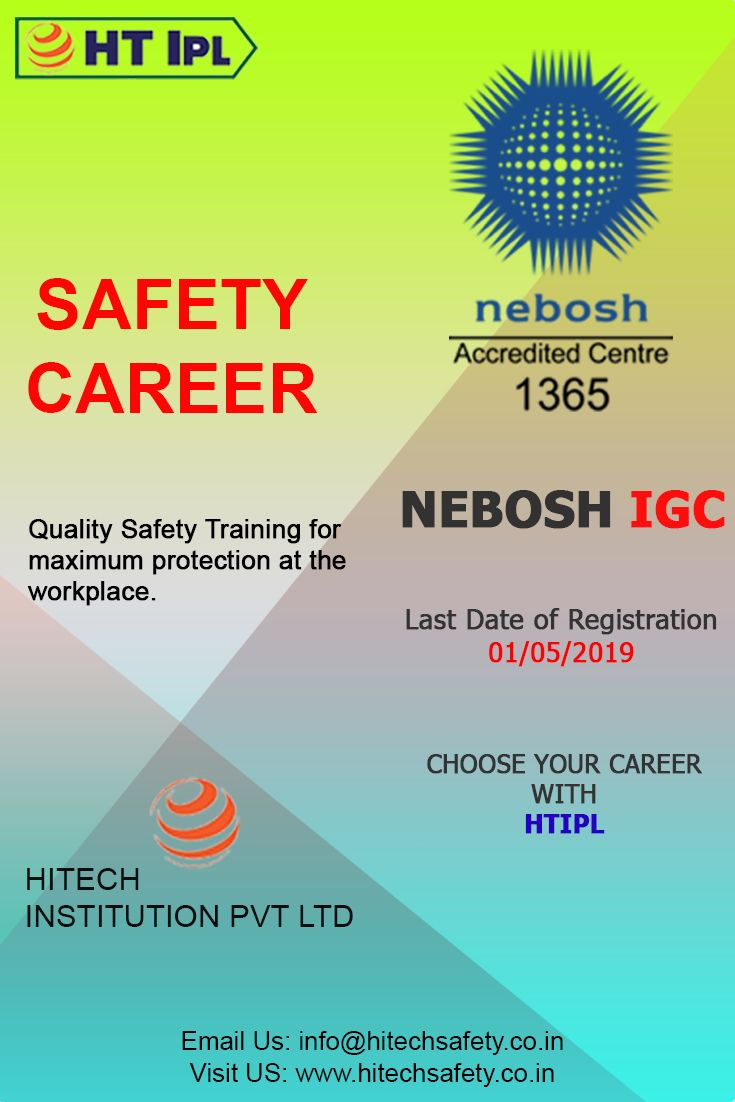 Nebosh training for health and safety in workplace learn