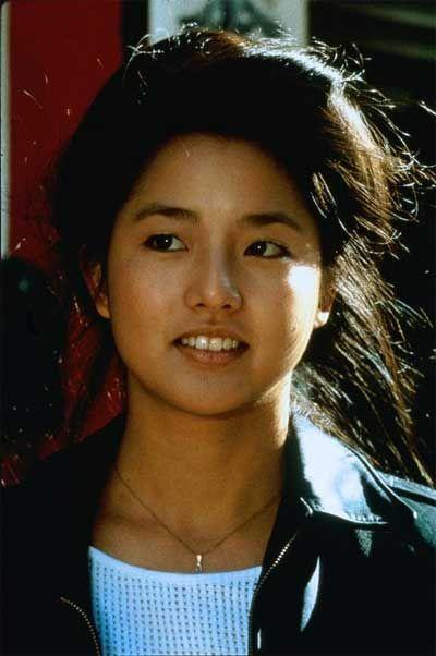 Top 10 Biggest Celebrity Crushes From My Childhood Tamlyn Tomita Karate Kid Visage Cinema