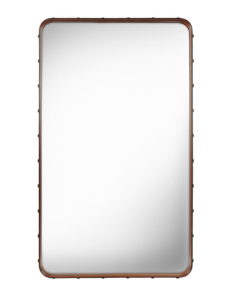 GUBI - Adnet rektangulært spejl - mellem