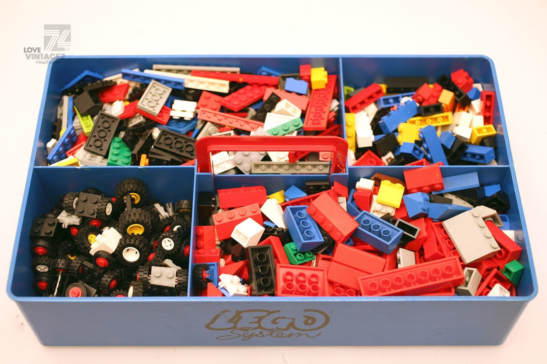 Lego Basissteine 1,5Kg - cyan74.com vintage and pop culture   SOLD