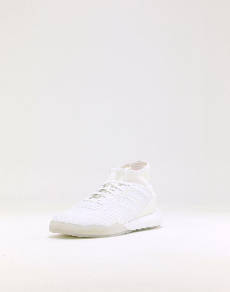 cheaper 8fa15 fa64d Adidas Soccer Ace Tango 18.3 Training sneakers in white ...