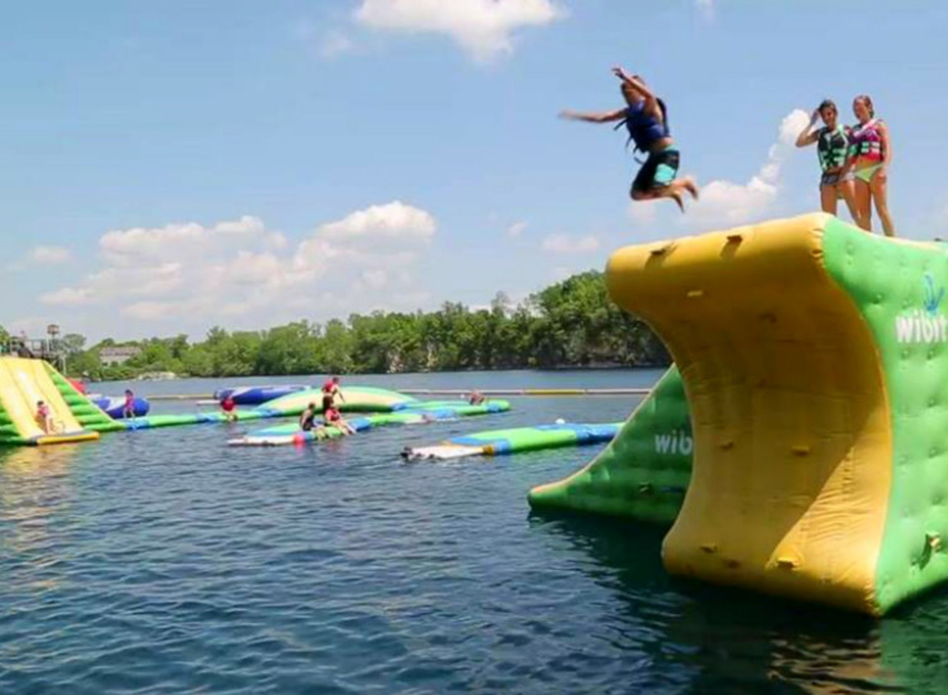 8 Of The Best Swimming Holes To Hit Near Philly Swimming