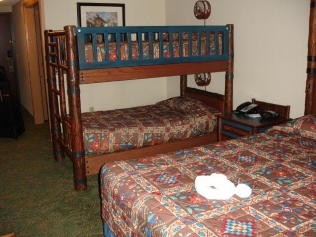 Wilderness Lodge Disney Bunk Beds Favorite Places Spaces
