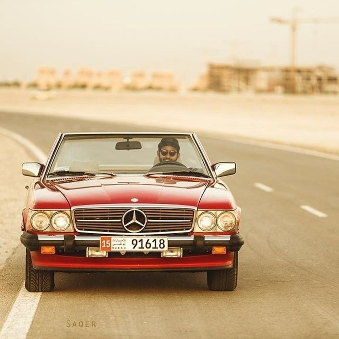 Mercedes benz classic image by South Bay Autohaus on
