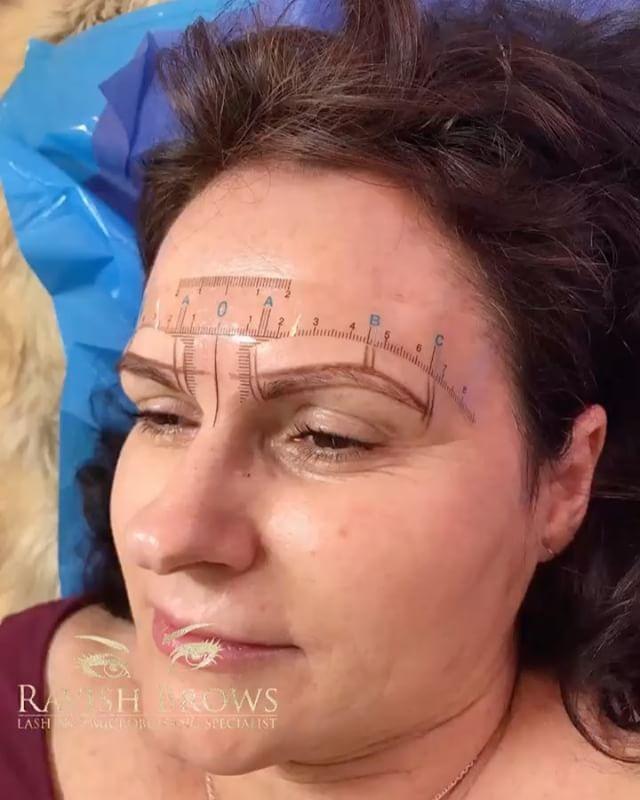 Pin by Doris Pereira on make up | Microblading eyebrows