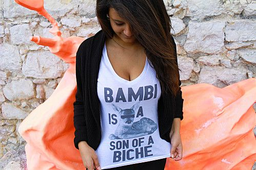 Bambi T Lifestyle T Harlem Shirt Shirt 5XxSawqq