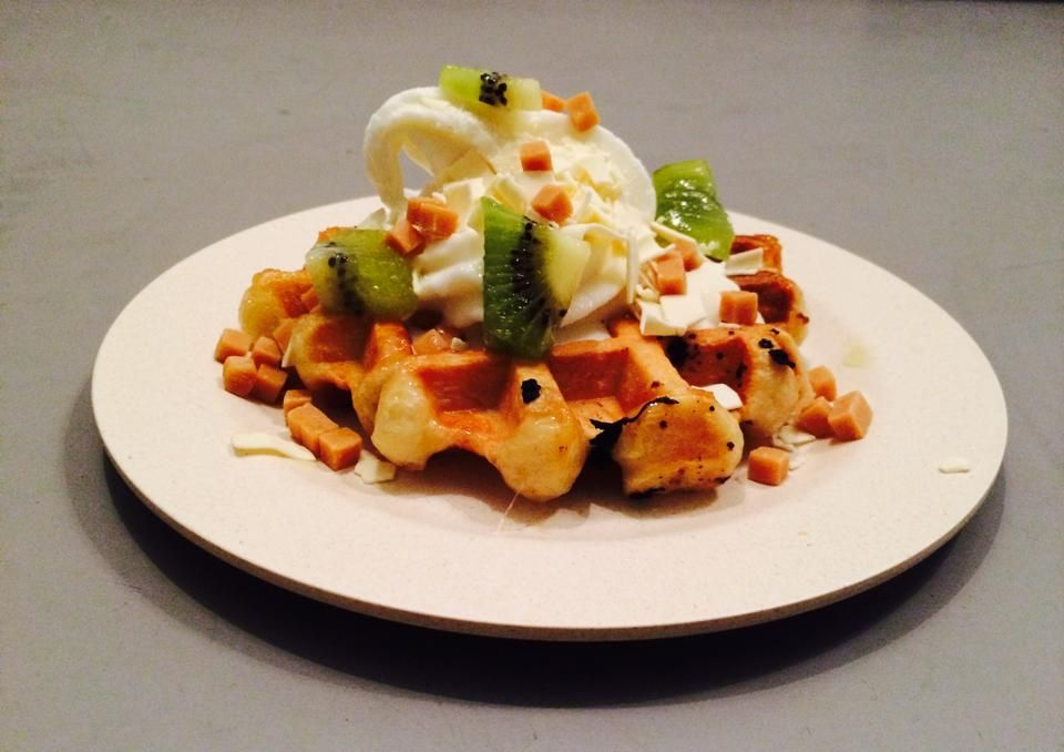 WAFELS. Pepper Frozen Yoghurt Haarlem. Delicious hotspot @ Zijlstraat. http://www.mytravelboektje.com/pepper/