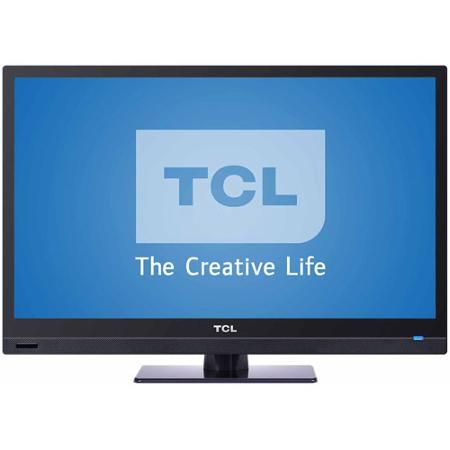"TCL 23F3300 23"" 720p 60Hz Class LED HDTV $143.54   wall mountable free pick up"