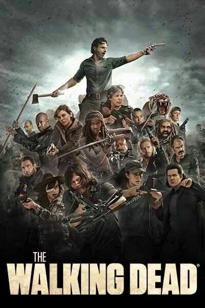 New Season 8 Group Wallpaper Walking Dead Wallpaper Walking