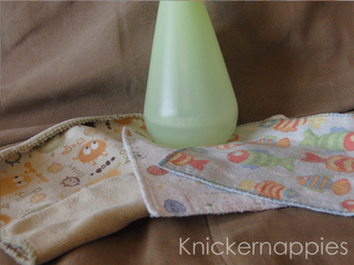 Cloth wipes information