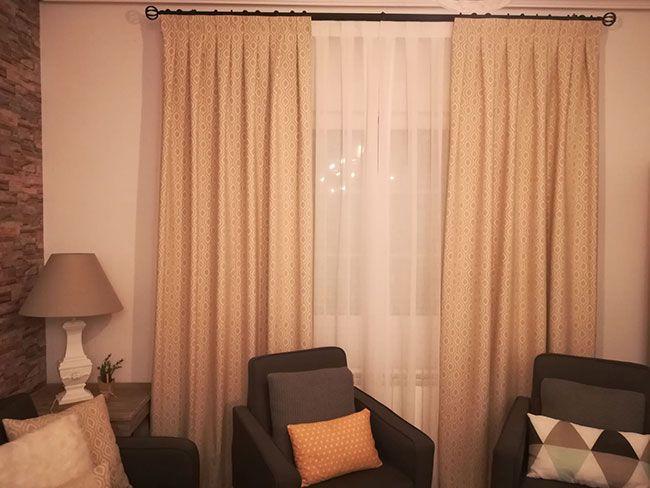 como hacer cortinas de salon o sala, consejos,trucos y ... on Tendencias Cortinas Salon 2020  id=63997