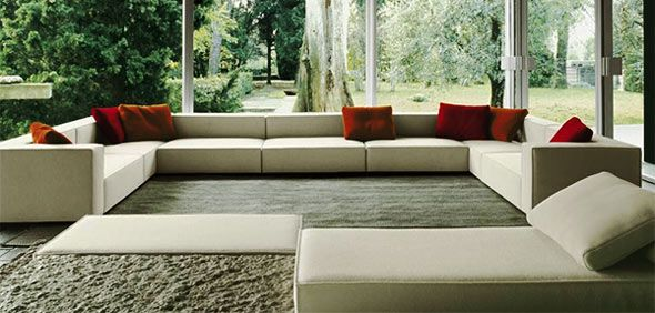 zen design living room. Transparent Living Room Interior Design Inspiration From Paola Lenti I Want To Have A Lot Of Light In My Space  This Is Beautiful Home