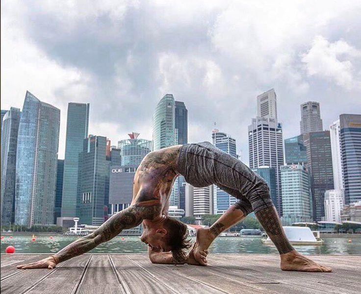 Yoga Pose | Yoga Inspiration | Yogi Goals | Yoga For Men