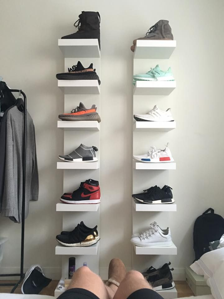 All my pick ups of 2016 time to get 2 more shelves for - Ikea estanteria lack ...