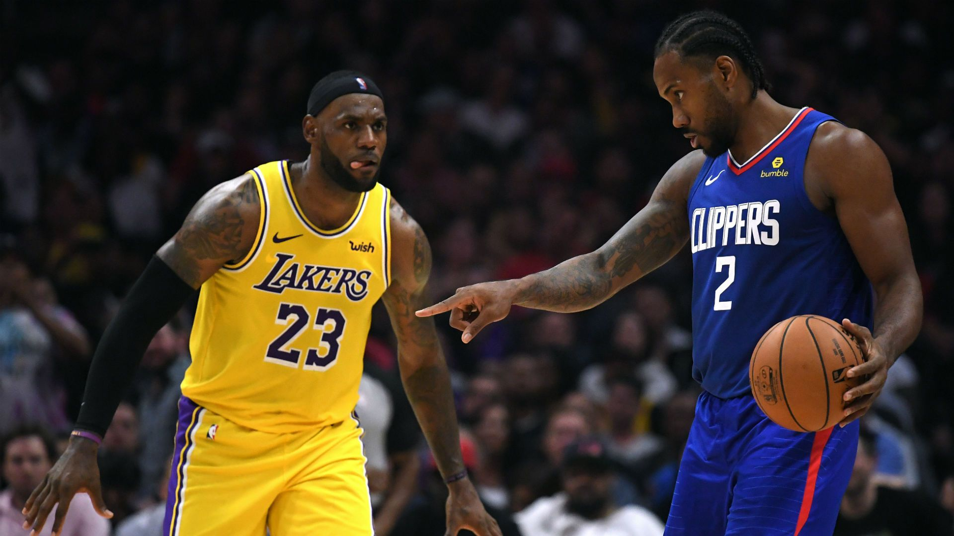 What Channel Is Lakers Vs Clippers On In The Present Day Tv Schedule Begin Time For Nbas 2020 Restart In 2020 Lakers Vs Clippers Lakers Vs Lebron James