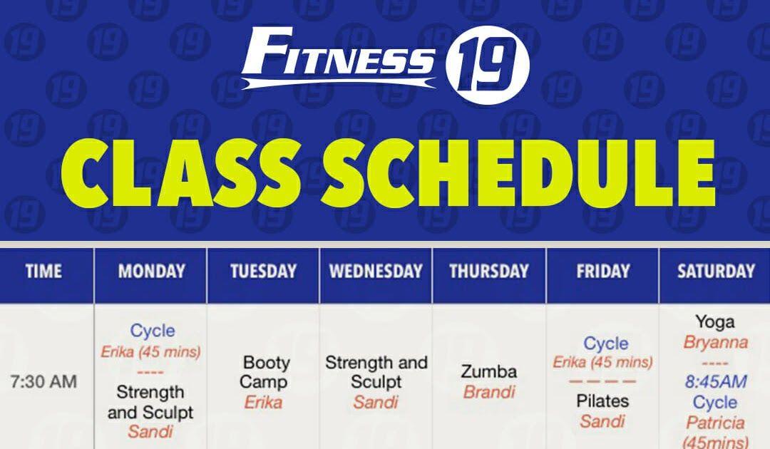 Fitness 19 gym rancho cucamonga ca fitness center health