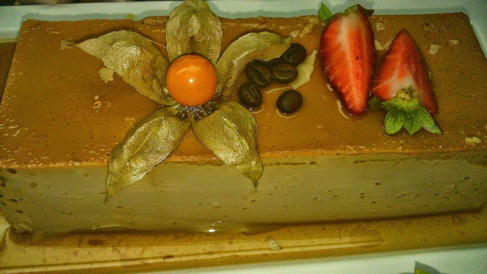 dicas e truques na cozinha : pudin caramelo - Pudin Karamell